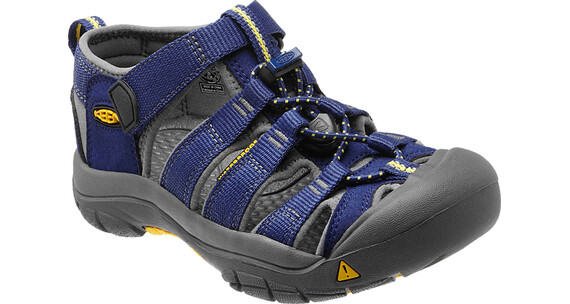 Keen Newport H2 Shoes Children Blue Depths/Gargoyle